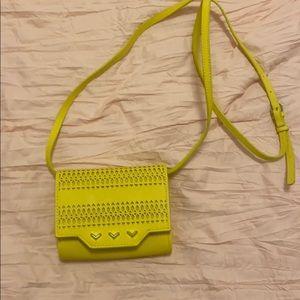 Stella&Dot Citron Crossbody bag